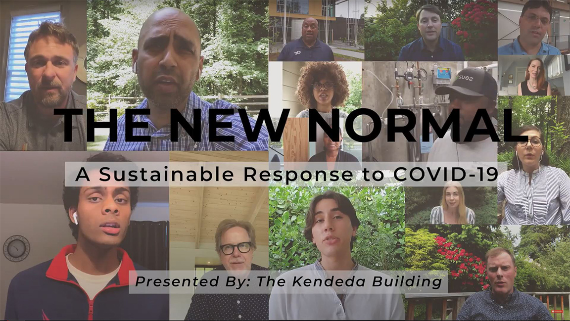 The New Normal: A Sustainable Response to COVID-19
